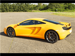 Mclaren MP4 Supercar