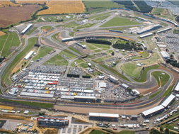 Moto GP set for Silverstone after Donington pull out