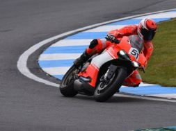 Motorbike Circuit Instruction Packages