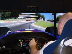 New Race Driving Simulator Experience
