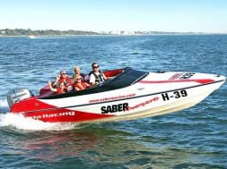 New speed boat experiences