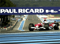 Paul Ricard New Car Track Day Venue