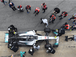 Six things we learned from F1's pre-season test at Circuit de Catalunya