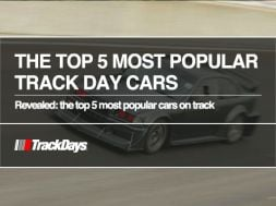 The Top 5 Most Popular Track Day Cars