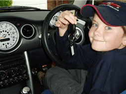 Top Five Junior Driving Experiences
