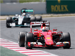 Vettel insists Mercedes are the team to beat despite Ferrari's successful pre-season