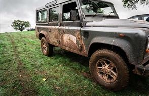 30 Minute Off Road Driving Experience Experience from Trackdays.co.uk