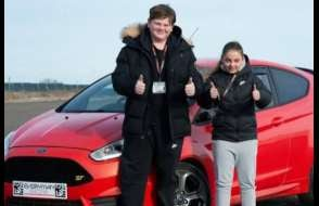 30 Minute Under 17's Junior Driving Experience – Anytime Experience from Trackdays.co.uk