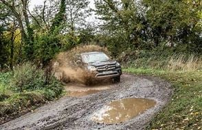 60 Minute Junior Off Road Driving Experience Experience from Trackdays.co.uk
