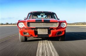 American Muscle Blast with High Speed Passenger Ride Experience from Trackdays.co.uk