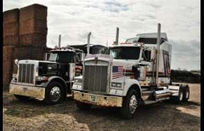 American Truck Driving Taster Experience from Trackdays.co.uk