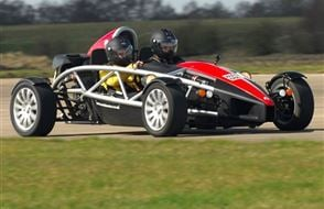 Ariel Atom Thrill Experience from Trackdays.co.uk