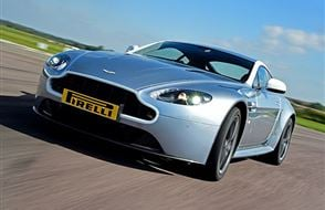 Aston Martin Driving Experience Experience from Trackdays.co.uk