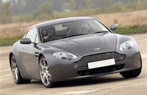 Aston Martin Thrill and Hot Laps Experience from Trackdays.co.uk