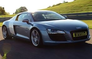 Audi R8 Plus Driving Experience Experience from Trackdays.co.uk