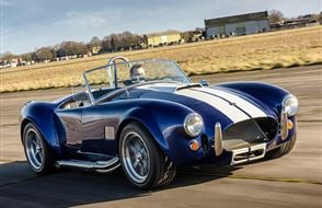 British Classic Blast with High Speed Passenger Ride Experience from Trackdays.co.uk