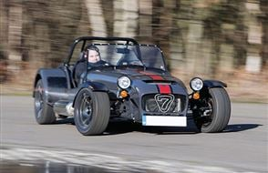 Caterham 7 Blast Experience from Trackdays.co.uk