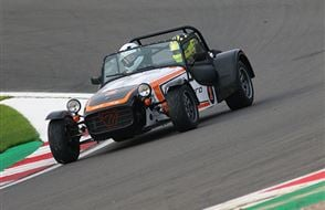Caterham Roadsport SV Arrive and Drive Experience Experience from Trackdays.co.uk
