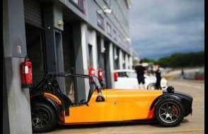 Caterham Superlight R300 Track Day Car Hire Experience from Trackdays.co.uk