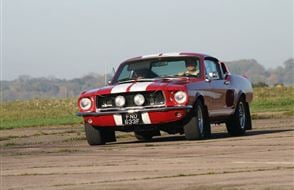 Classic Car Blast Experience from Trackdays.co.uk