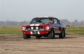 Classic Car Passenger Ride - Special Offer Experience from Trackdays.co.uk
