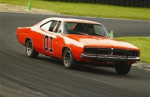 Dodge 'General Lee' Charger Blast Experience from Trackdays.co.uk