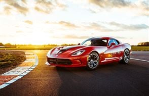 Dodge Viper VX SRT Thrill Experience from Trackdays.co.uk