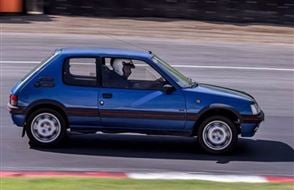 Double 80's Hot Hatch Blast Experience from Trackdays.co.uk