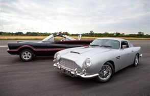 Double Movie Car Thrill with High Speed Passenger Ride Experience from Trackdays.co.uk