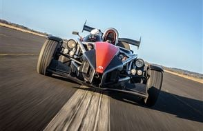 Double Supercar Blast with High Speed Passenger Ride Experience from Trackdays.co.uk