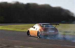 Drift Hot Lap Experience Experience from Trackdays.co.uk