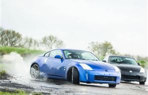 Drift Car Passenger Ride Experience Experience from Trackdays.co.uk