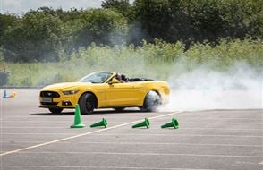 Ultimate Stunt Driving Experience Half Day for Two Experience from Trackdays.co.uk