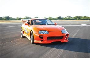Fast and Furious Blast with High Speed Passenger Ride Experience from Trackdays.co.uk