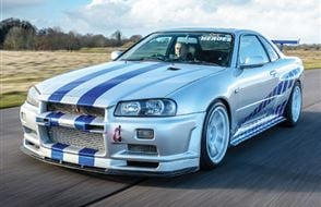 Fast and Furious Thrill with High Speed Passenger Ride Experience from Trackdays.co.uk