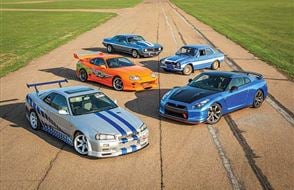 Five Fast and Furious Blast with High Speed Passenger Ride Experience from Trackdays.co.uk