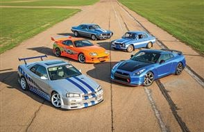 Five Fast and Furious Thrill with High Speed Passenger Ride Experience from Trackdays.co.uk