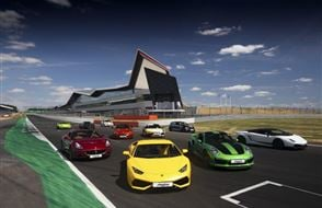 Five Supercar Blast - Anytime Experience from Trackdays.co.uk