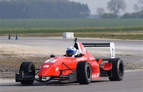 Formula Renault Thrill For 2 Experience from Trackdays.co.uk