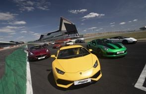 Four Supercar Blast - Anytime Experience from Trackdays.co.uk