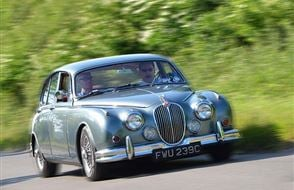 Full Day Classic Car Road Trip Experience from Trackdays.co.uk