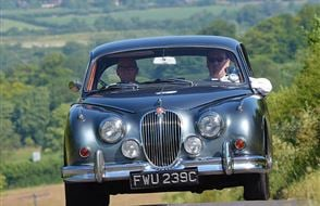 Half Day Classic Car Road Trip Experience from Trackdays.co.uk