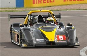 Radical SR3 High Speed Passenger Ride Experience from Trackdays.co.uk