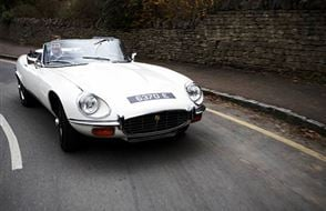 Jaguar E Type 60 Minute On Road Driving Experience Experience from Trackdays.co.uk