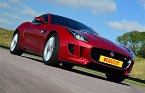 Jaguar F-TYPE Driving Experience Experience from Trackdays.co.uk