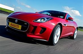 Jaguar F-TYPE Plus Driving Experience Experience from Trackdays.co.uk