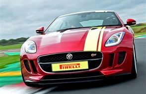 Jaguar F-TYPE Thrill Experience from Trackdays.co.uk