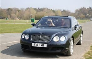 Junior Bentley Driving Experience Experience from Trackdays.co.uk