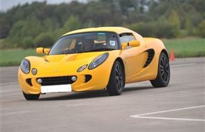 Junior Lotus Thrill Experience from Trackdays.co.uk