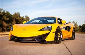 Junior McLaren 570S Thrill with High Speed Passenger Ride Experience from Trackdays.co.uk